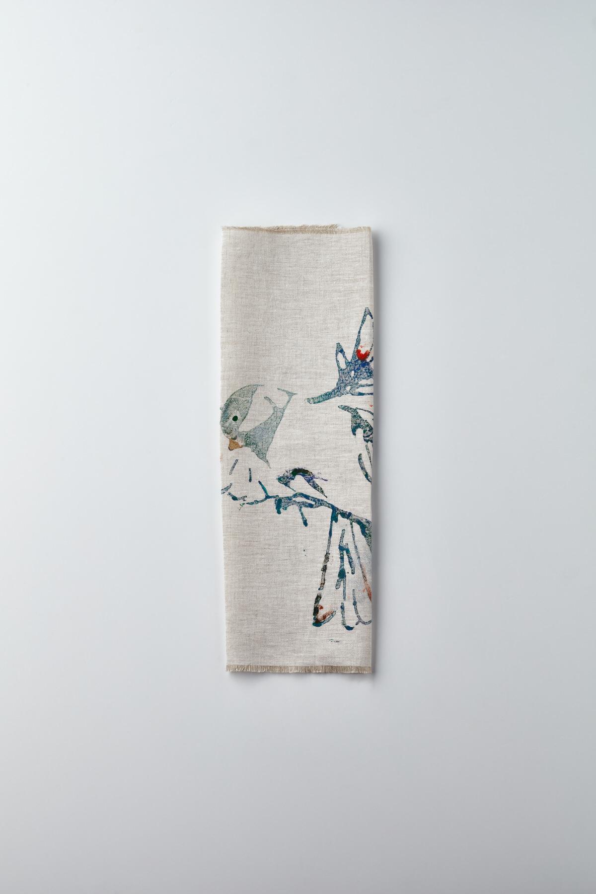 Büyülü Orman, Birds Kanat Peçete