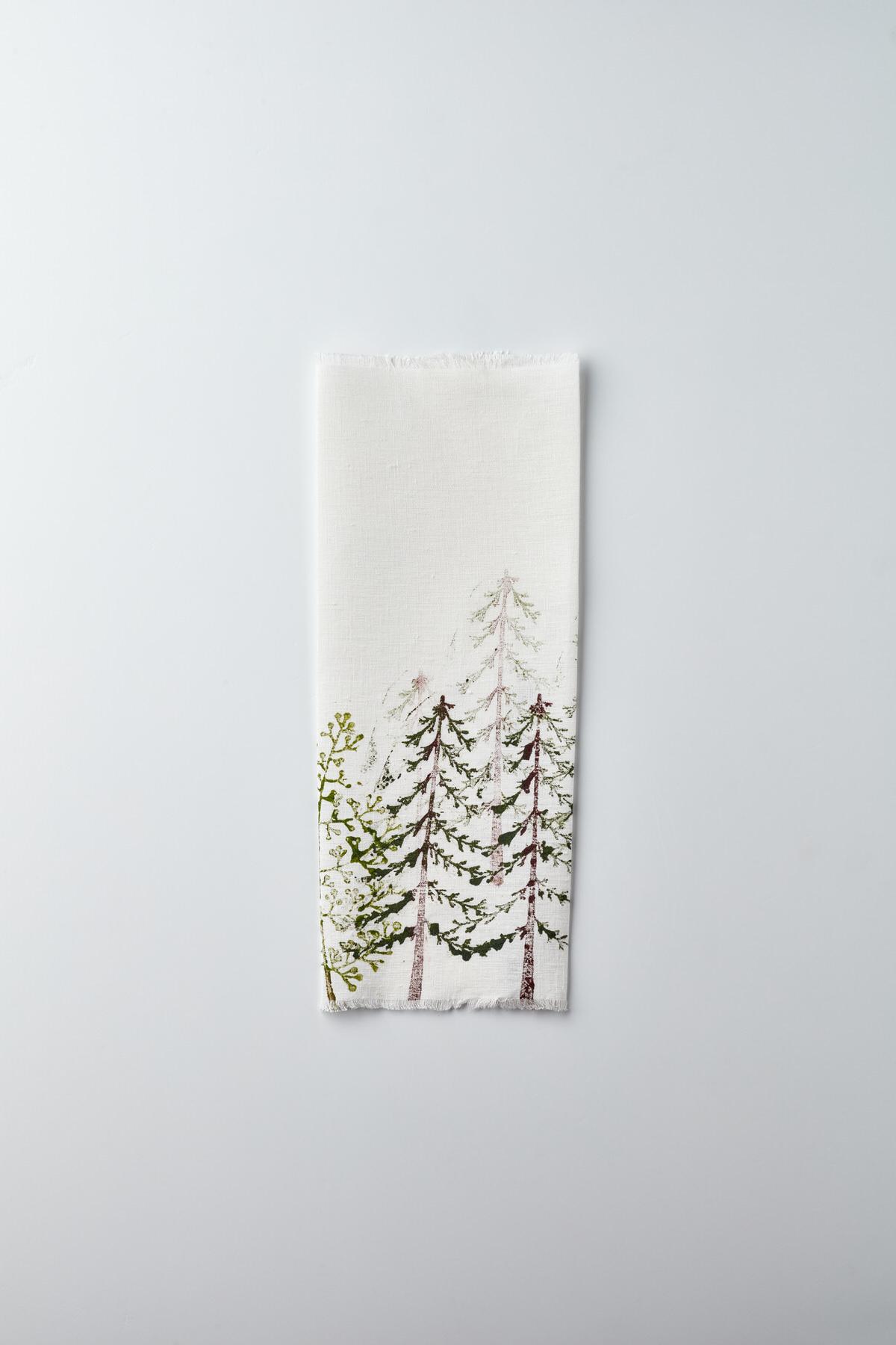 Büyülü Orman, Perspektif Peçete